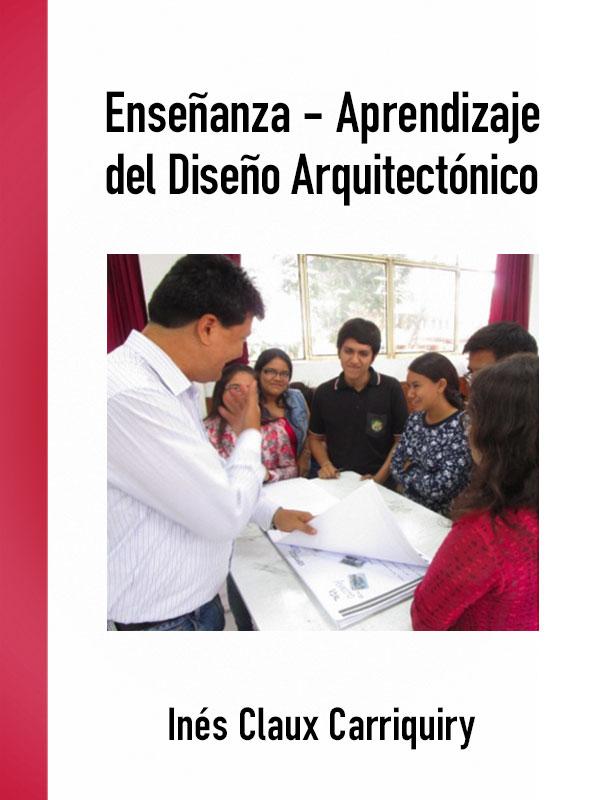 Portada del libro Enseñanza-Aprendizaje del diseño arquitectónico /></a> <p class=