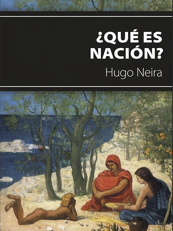 Portada del libro ¿Qué es Nación? /></a> <p class=